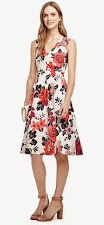 Is it possible this dress from Ann Taylor is THE perfect summer dress?