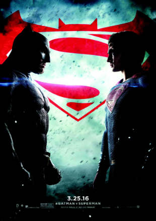 Batman VS Superman (2016) BRRip 720p Dual Audio Extended