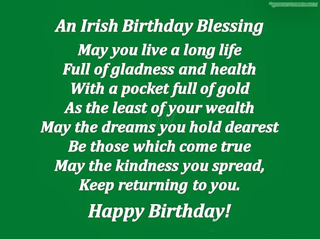 Irish Quotes, Irish Sayings, Irish Jokes & More...: Irish ...