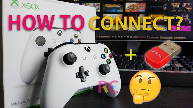 Inilah Cara Mudah Pairing Stick Controller XBOX ONE S ke PC, Laptop dan Smartphone Tanpa Delay Sama Sekali