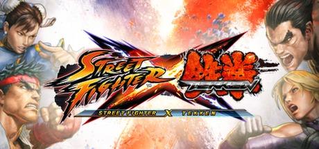 Street Fighter X Tekken PC Full Version
