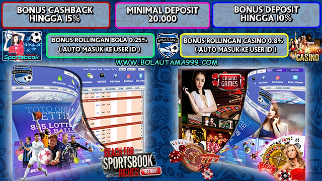 Beberapa Bonus-Bonus yang ada di Link Bolautama