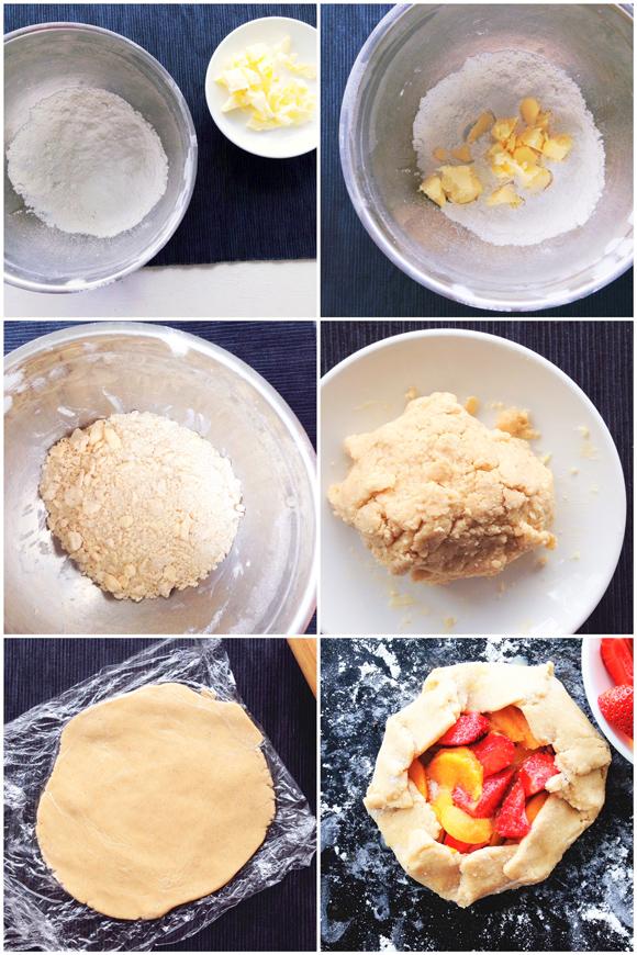 El gato goloso: masa para tartas divina que además ¡es gluten free!
