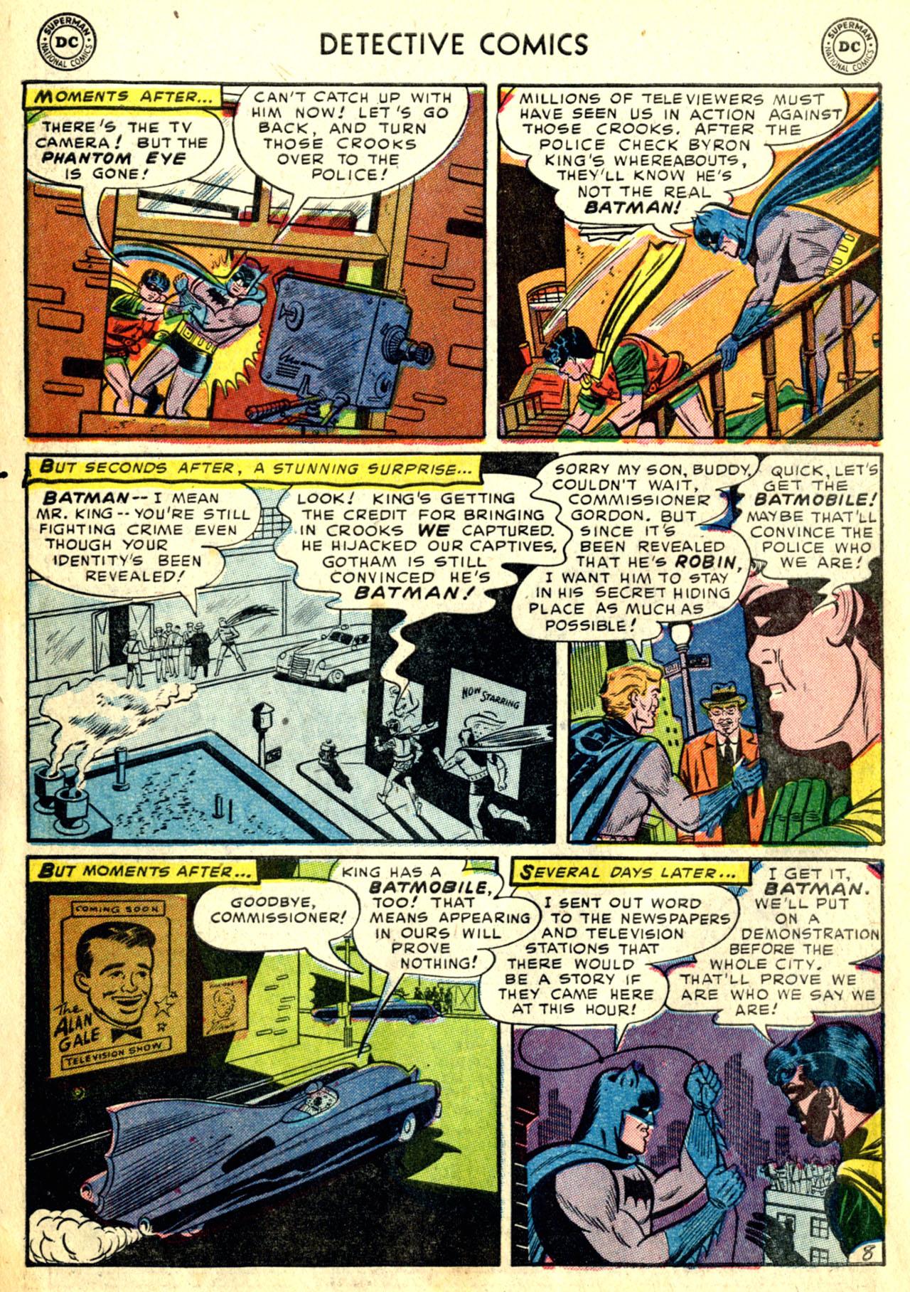 Detective Comics (1937) 192 Page 9