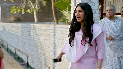 Bhumi Pednekar Crying HD Photo