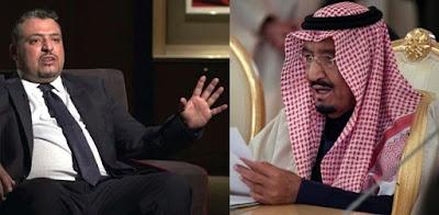 Pangeran Khalid bin Farhan Menyerukan Kudeta Raja Salman