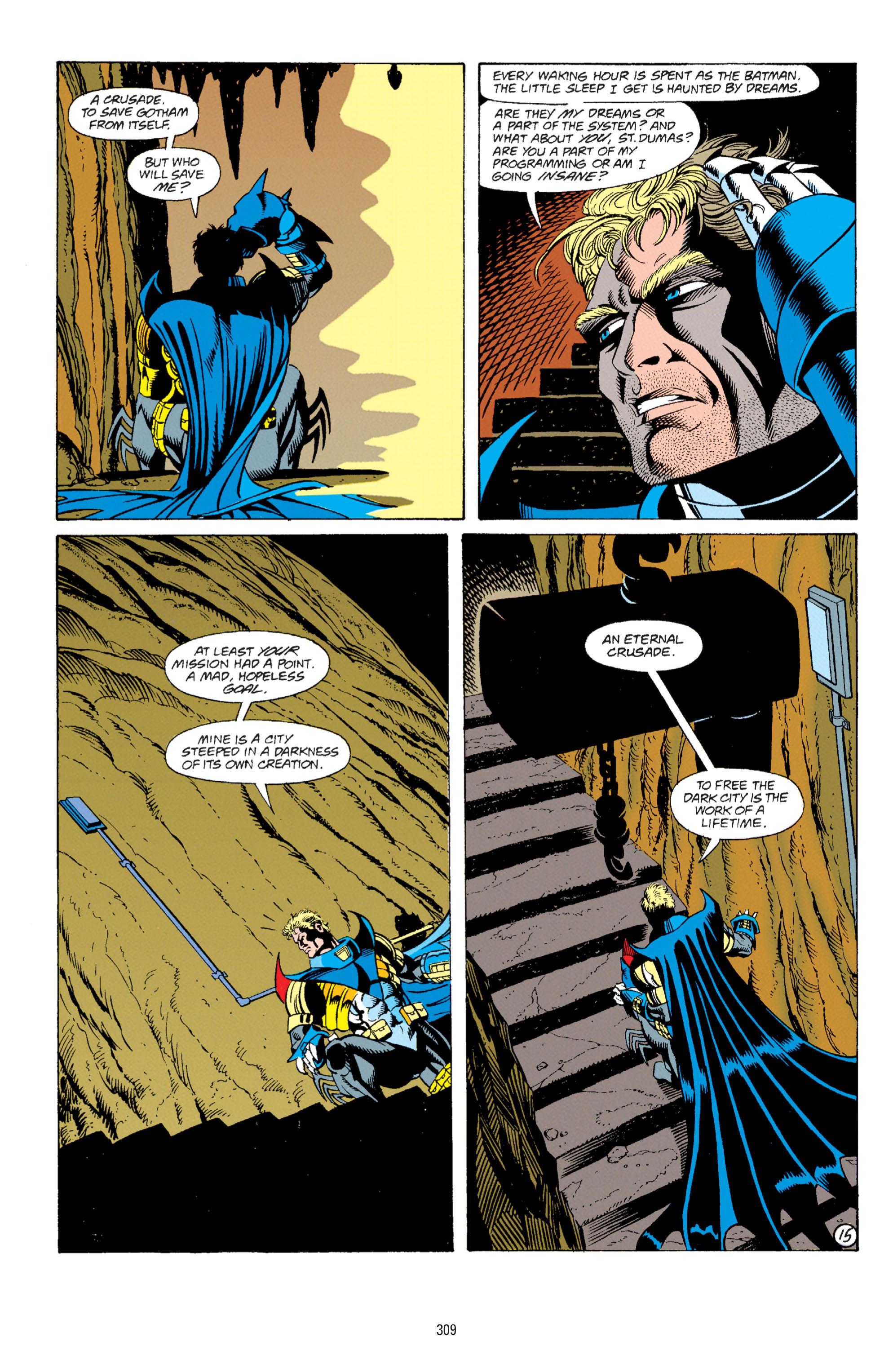 Detective Comics (1937) 671 Page 15