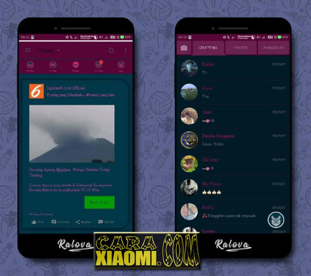 Download Tema MIUI Xiaomi Mtz Vertical Owls Terbaru