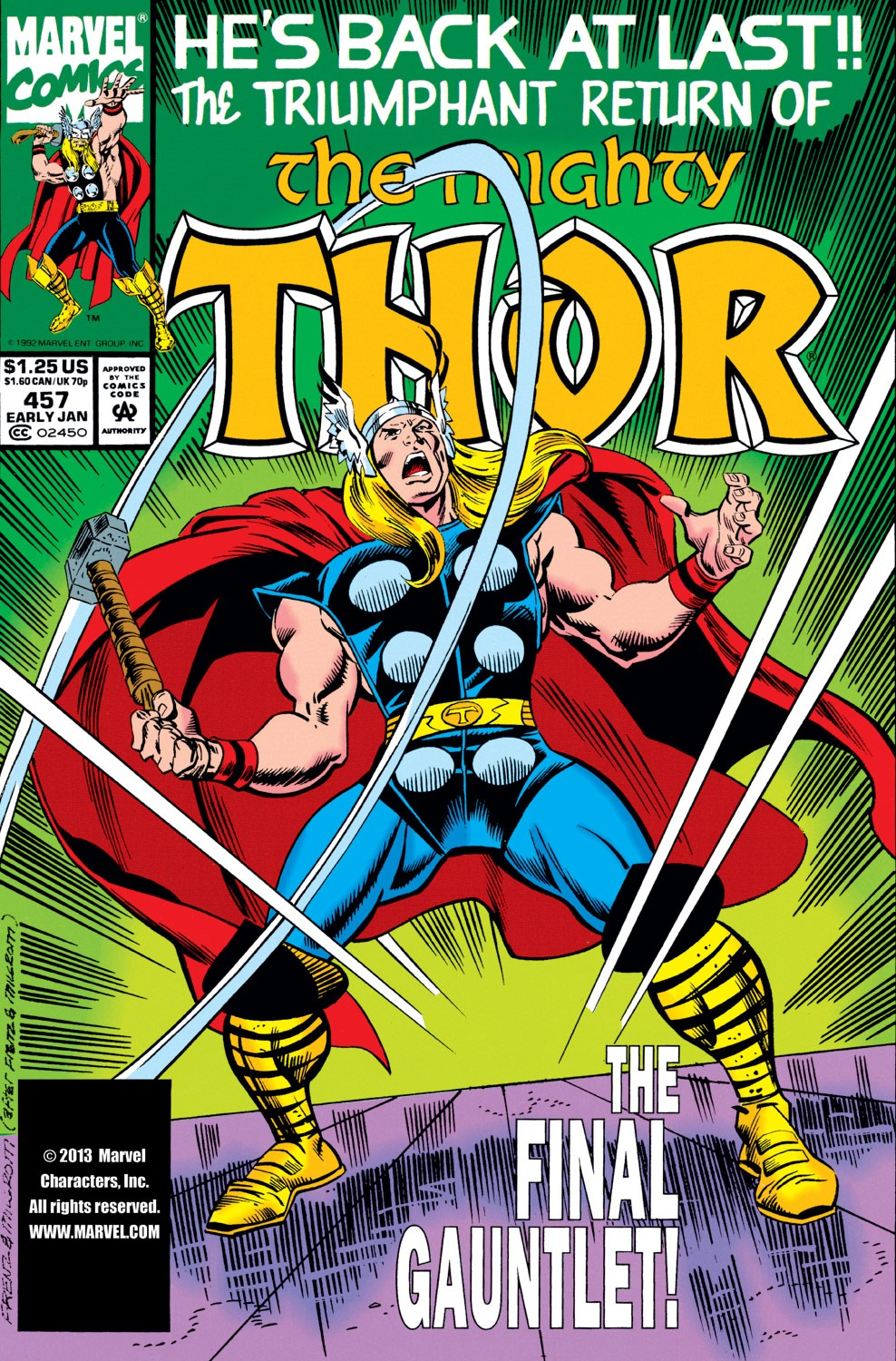 Thor (1966) 457 Page 1
