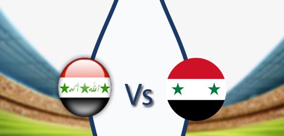 منتخب سوريا يواجه منتخب العراق علي ارضية ملعب كربلاء اليوم