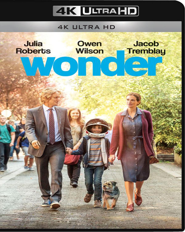 Wonder [2017] [UHD] [2160p] [Latino]