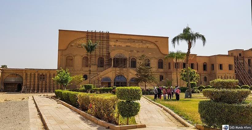 Museu Nacional da Polícia na Fortaleza de Saladino - O que fazer no Cairo, Egito