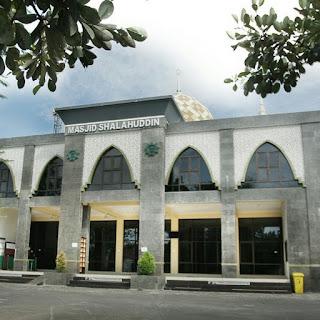 Belajar Dari Peristiwa di Masjid Shalahudin Sidoarjo