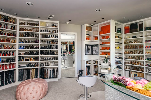 dream walk in closet