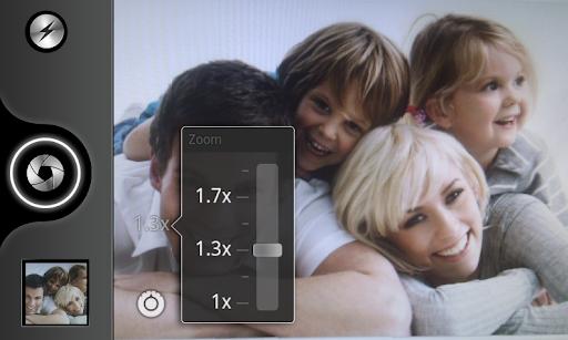 Aplikasi kamera DSLR Android