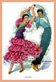 Bailes andaluces - Tuser - Sevillanas