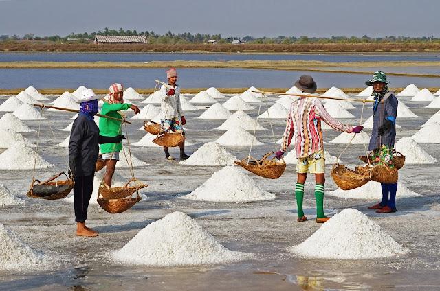 Inilah Sebab Kenapa Indonesia Harus Impor Garam Dari Luar Negeri