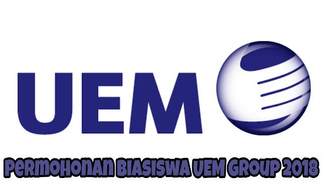Permohonan Biasiswa UEM Group 2018