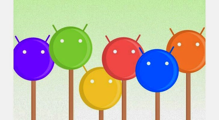Android lollipop, Android latest version, news from Google I/O 2014