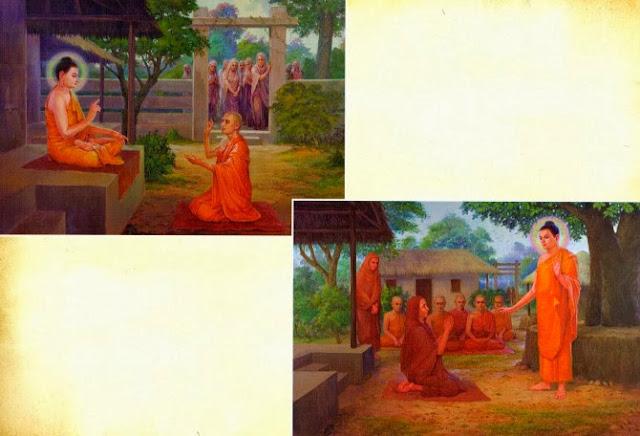 Đạo Phật Nguyên Thủy - Đường Xưa Mây Trắng - Chương 45: Cánh cửa phương tiện