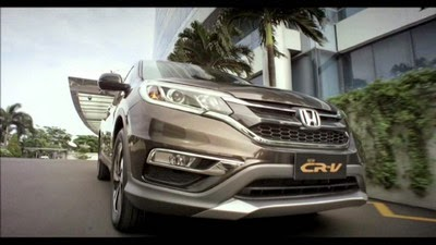 All-new Honda CR-V Facelift Indonesia