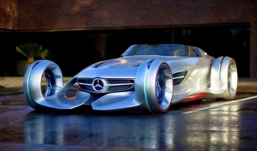 Are you Look for Mercedes Benz Silver Lightning Driving ?
