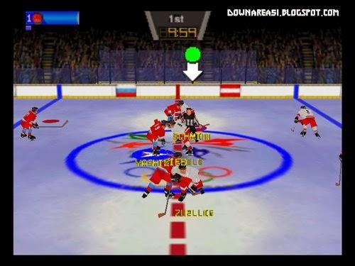 Olympic Hockey Game Nintendo terbaru
