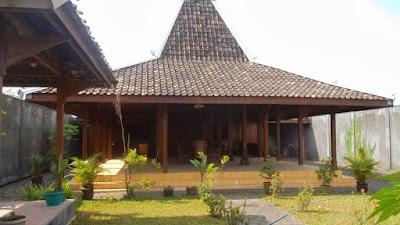 Rumah Adat Joglo ( Jawa Timuran ) , Rumah Adat Jawa Timur
