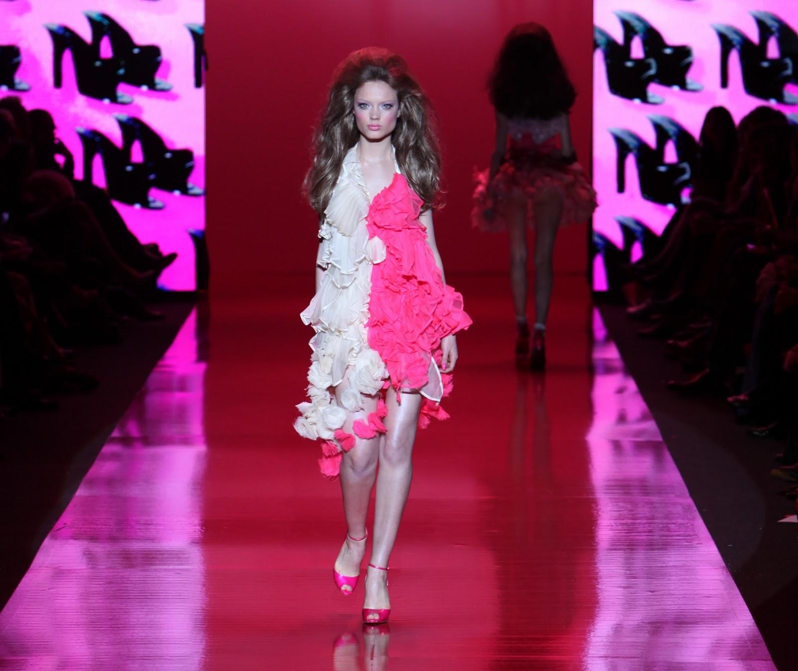 Beauty 2 Fashion: MS. FABULOUS: February 2009 Fashion Design, Indie Clothing
