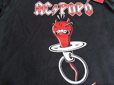 camiseta-bebe-rockera