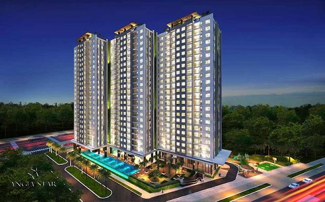 Căn hộ chung cư cao cấp Bình Tân The Star An Gia TPHCM
