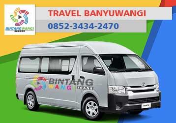 Travel Banyuwangi - Hiace