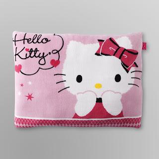 Gambar Bantal Hello Kitty 9