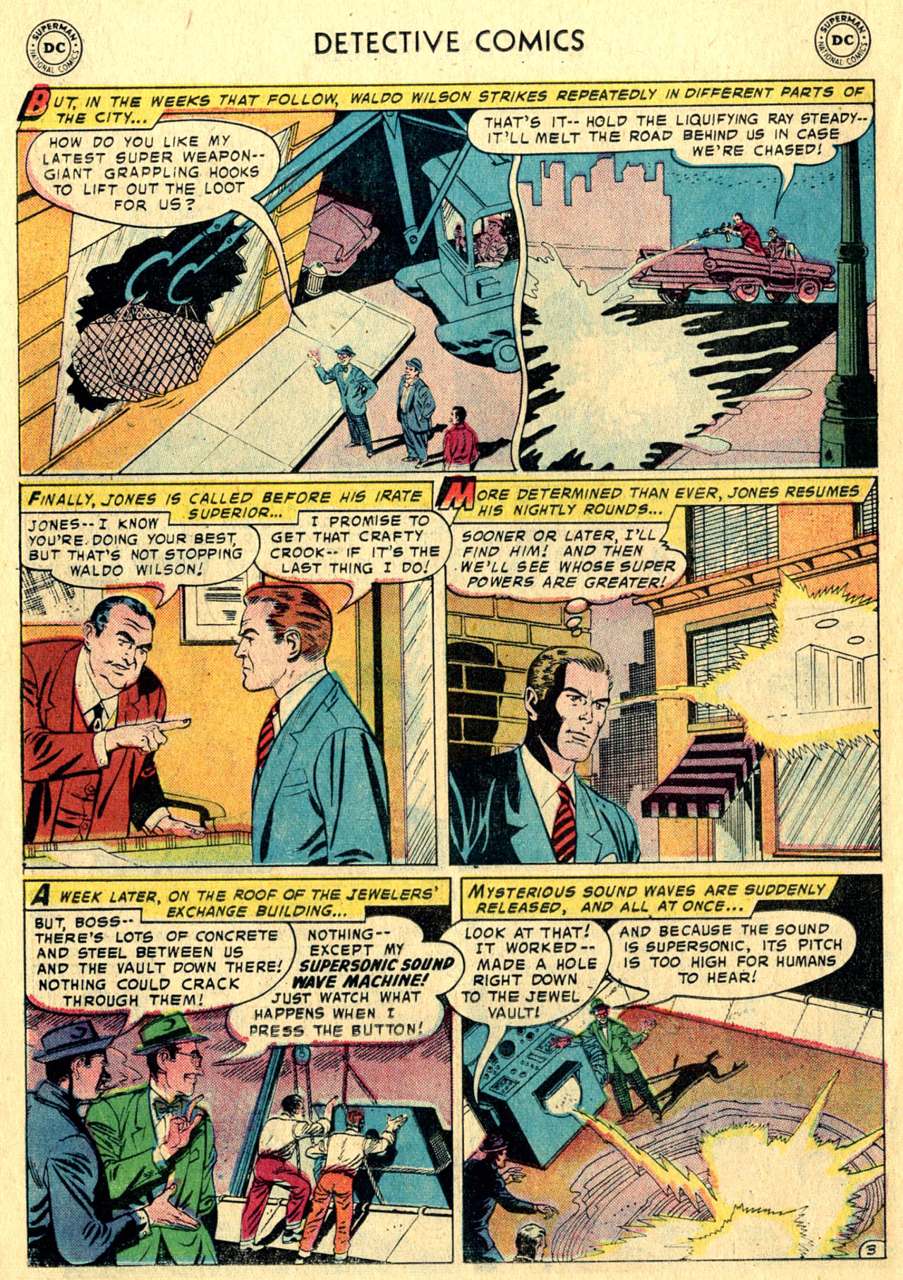 Read online Detective Comics (1937) comic -  Issue #252 - 20