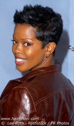 malinda williams haircut vaughn hairstyles hairstyle 2013 1917
