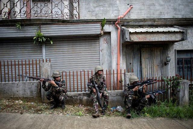 8 Jam Gencatan Senjata di Marawi
