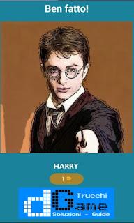 Soluzione Quiz Harry Potter livello 5