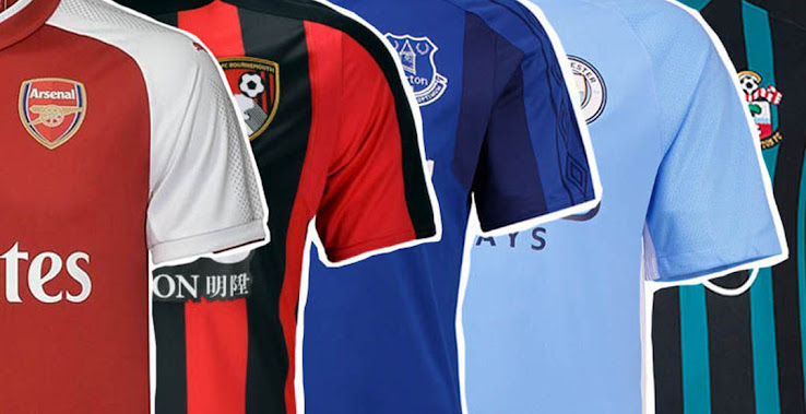 60b92ce45d3d 2017-18 Premier League Kit Battle - Puma Leading Kit Maker