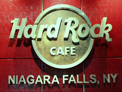 Hard Rock Cafe in Niagara Falls New York