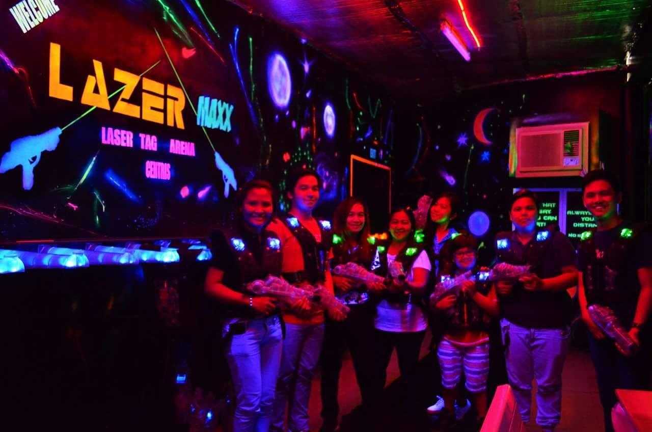 Amazing Jing For Life Laser Tagging Could Be This Fun At