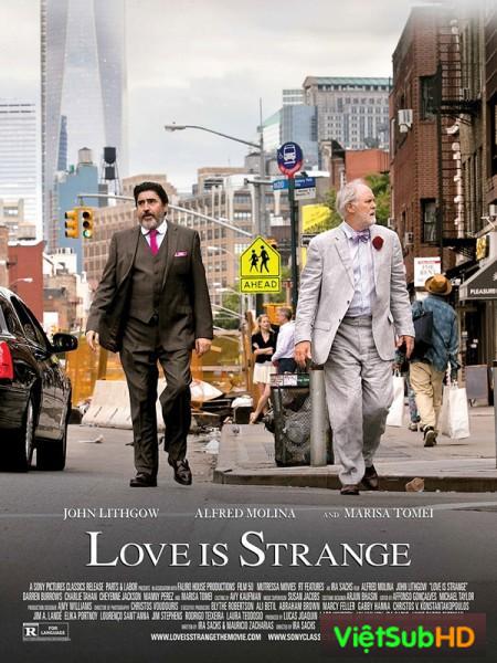 Tình yêu lạ
