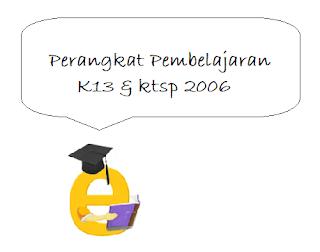 File Pendidikan Perangkat Pembelajaran SD/MI Kurikulum 2013 Revisi 2018 dan Kurikulum 2006 Lengkap
