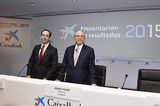 CaixaBank también reduce empleo: 484 trabajadores menos en bajas voluntarias incentivadas