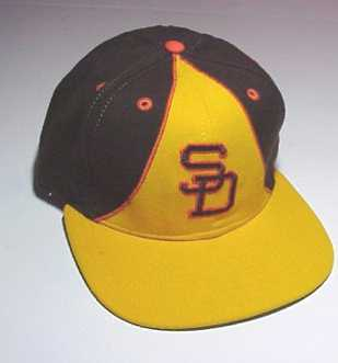 0da0dbe6d This cap also has the slim logo that started being used in 1984. It's  pretty clear that the Padres were up to something. But hey, they could just  be genuine ...
