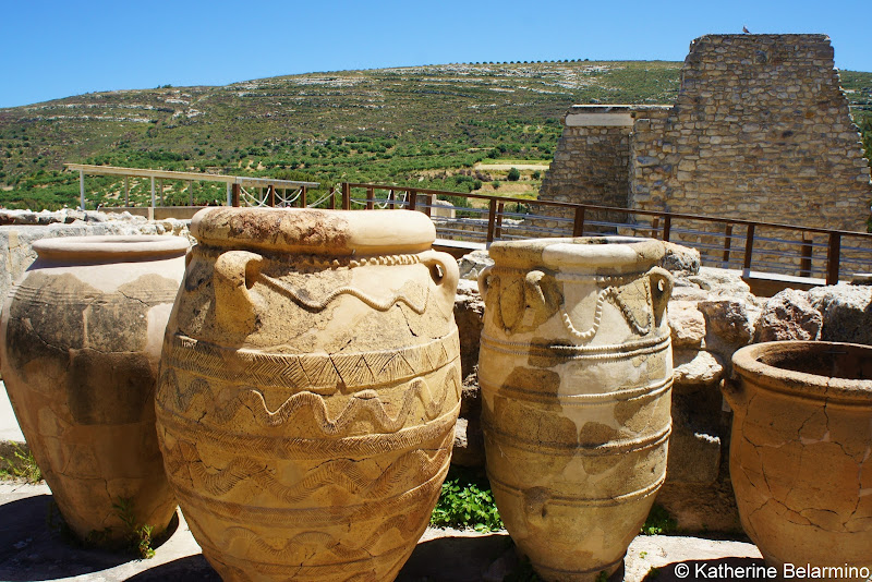 South Propylaeum Jars Palace of Knossos Things to Do in Crete