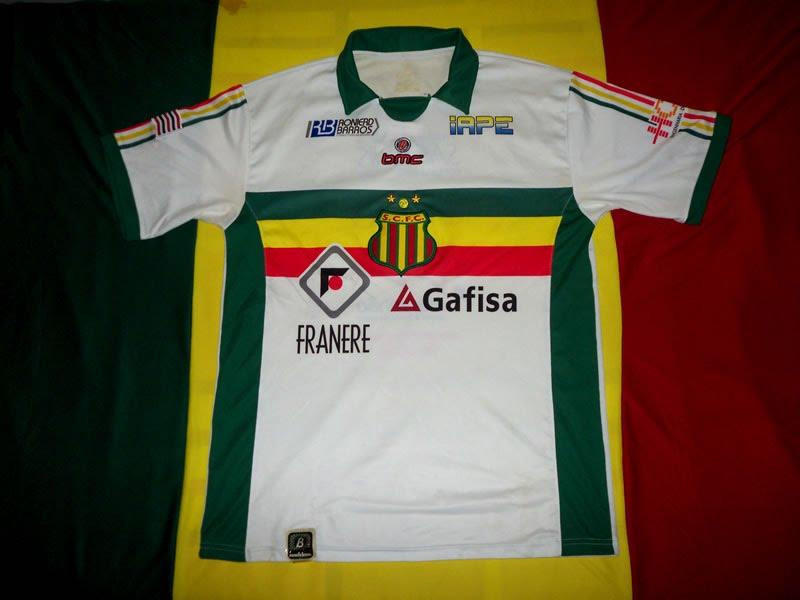 Blog Futebol Maranhense Antigo  Coleção de camisas - Sampaio Corrêa 22289c4ccd755