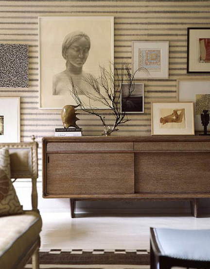 surprising modern living room credenza | Mid-Century Credenzas...continued! | Design Improvised