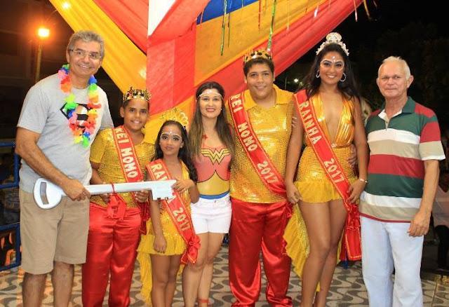 """Prefeitura de Pão de Açúcar divulga a programação do """"Carnaval Folia e Paz"""""""