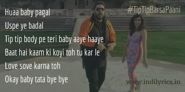 Tip Tip Barsa Paani Remake | Badshah and Jonita Gandhi | ZEE5 LockDown | full Audio Song Lyrics with English Translation and real meaning