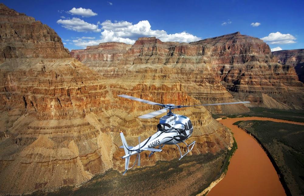 Passeio de Helicoptero em Las Vegas